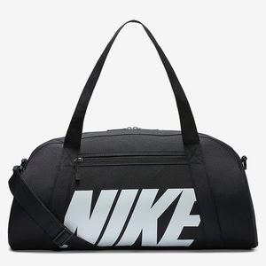 NWT Nike Black & White Duffel Bag